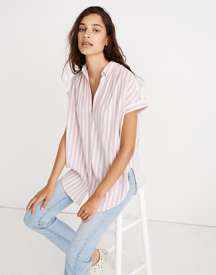 14b62158b Women's Shirts & Tops : Tanks, Tees, Blouses & Chambray | Madewell