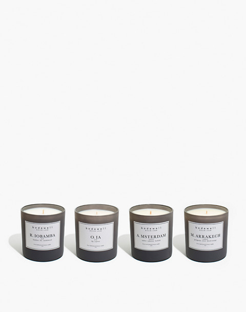 Bodewell Home R.O.A.M. Candle Set in one color image 1
