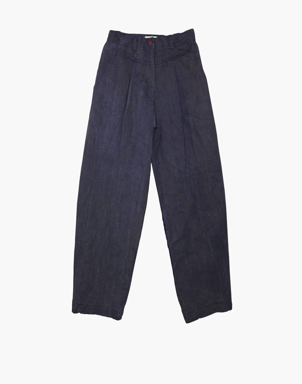 NICO NICO™ Jet Pleated Jeans in blue image 1