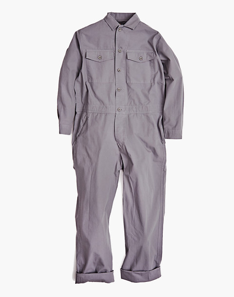 Westerlind Climbing Jumpsuit in grey multi image 1