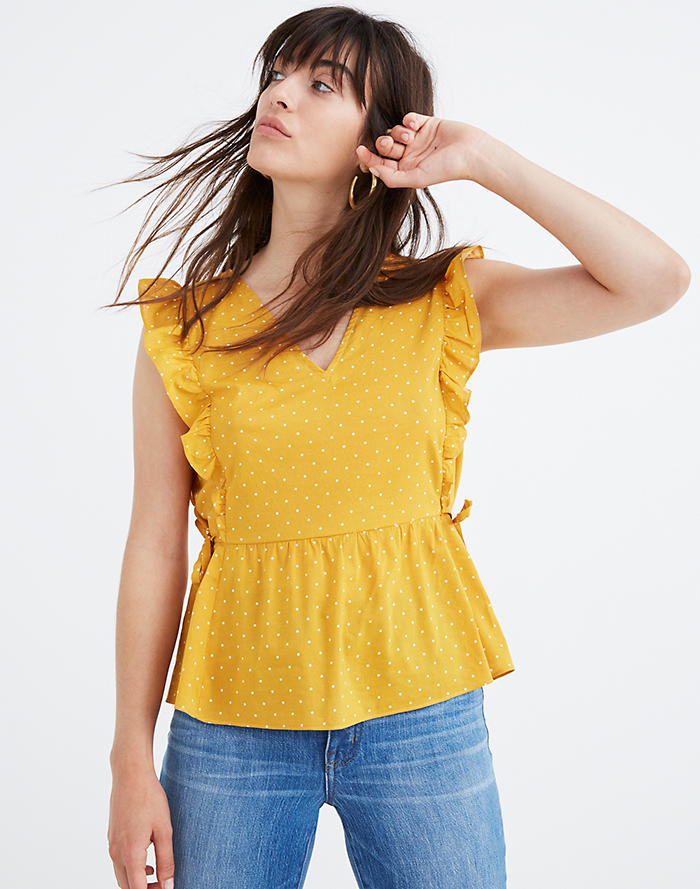 b637017ae69 Women's Shirts & Tops : Tanks, Tees, Blouses & Chambray | Madewell