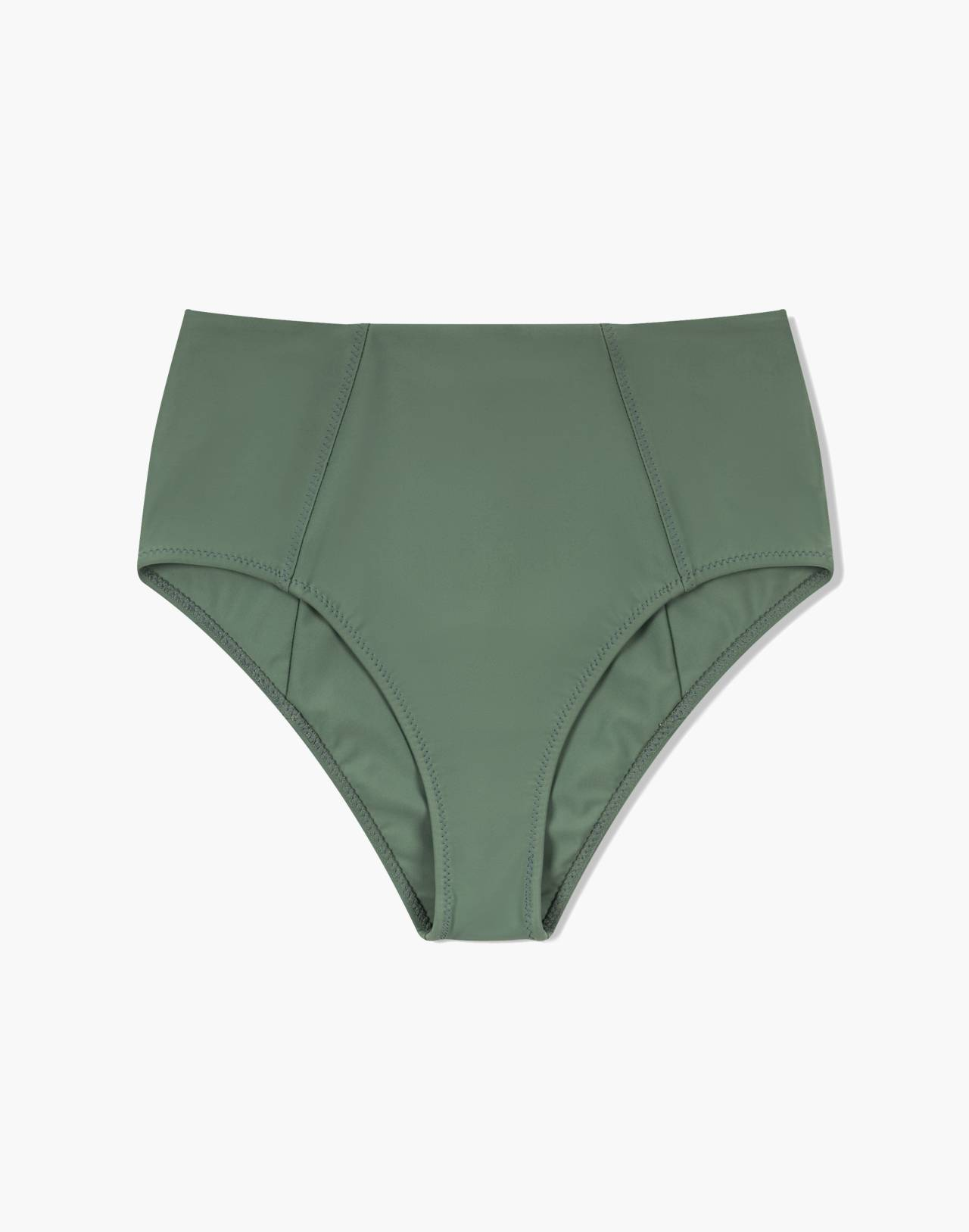 GALAMAAR® High Bikini Bottom in green image 1