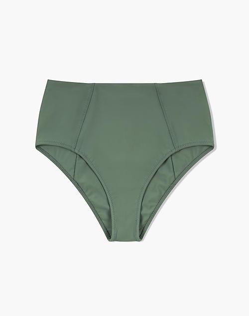 Galamaar® High Bikini Bottom by Madewell