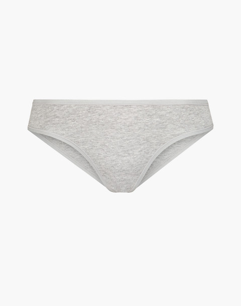 LIVELY™ Cotton Bikini Brief in grey image 2