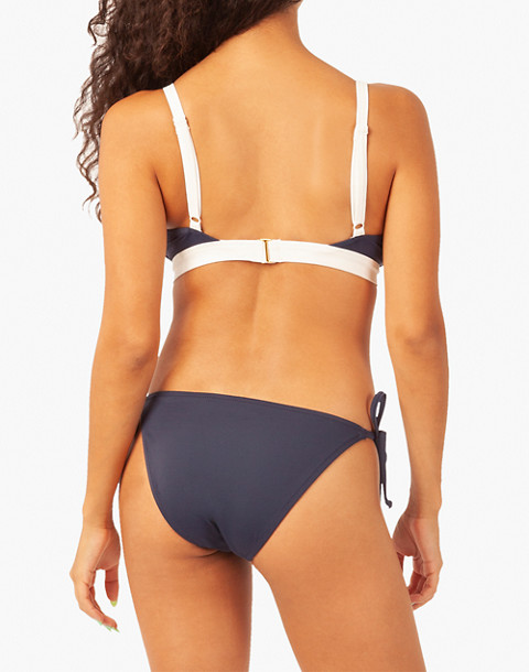 LIVELY™ Busty Bralette in navy image 2