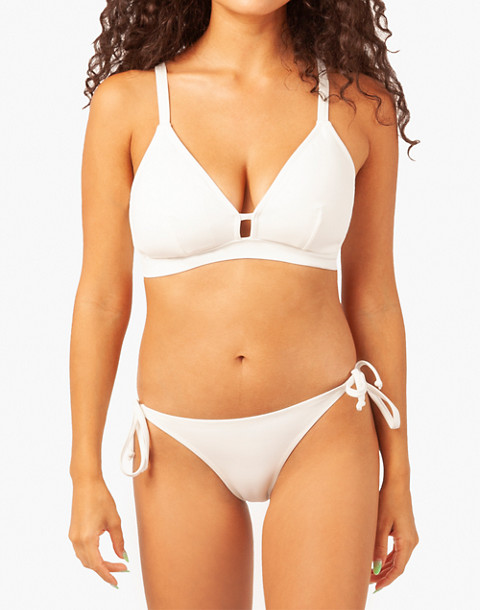 LIVELY™ Busty Bralette in white image 1