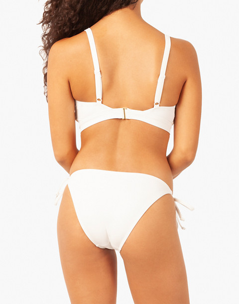LIVELY™ Busty Bralette in white image 2