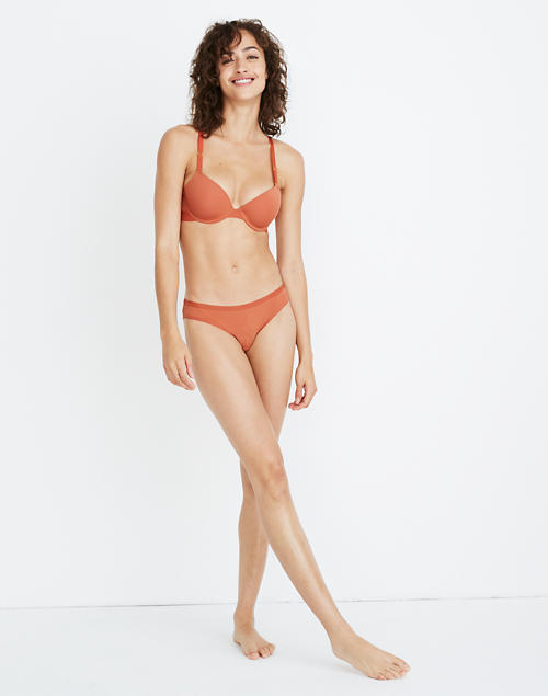Madewell X Lively™ T Shirt Bra by Madewell