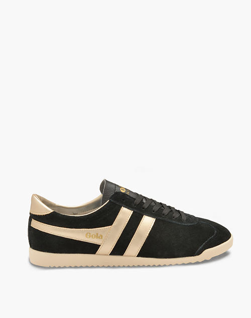 acf0d6016fc Gola Classics® Bullet Sneakers in Pearl in black ...