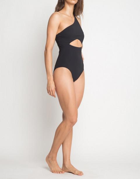 KORE SWIM® Calypso One-Piece Maillot Swimsuit in black image 2