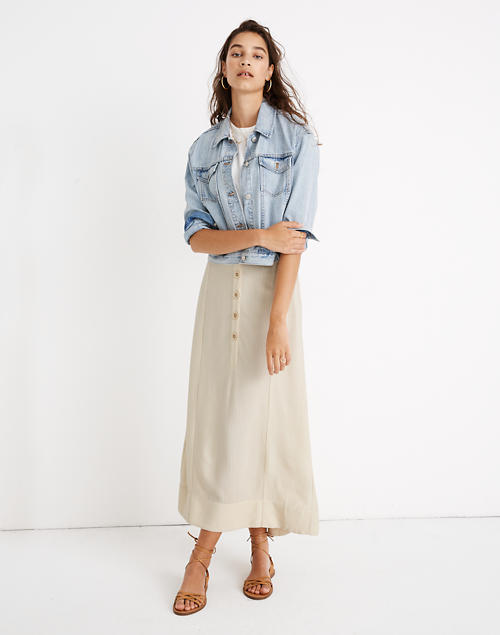 Madewell X Christy Dawn® Ida Maxi Skirt by Madewell