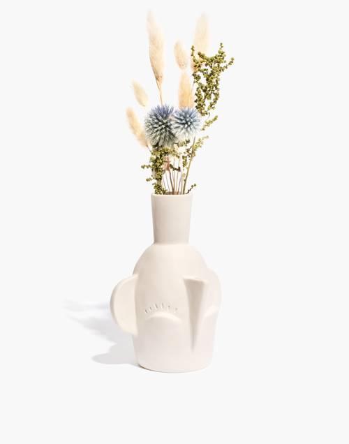 Heritera™ Porcelain Dreamers Vase by Madewell