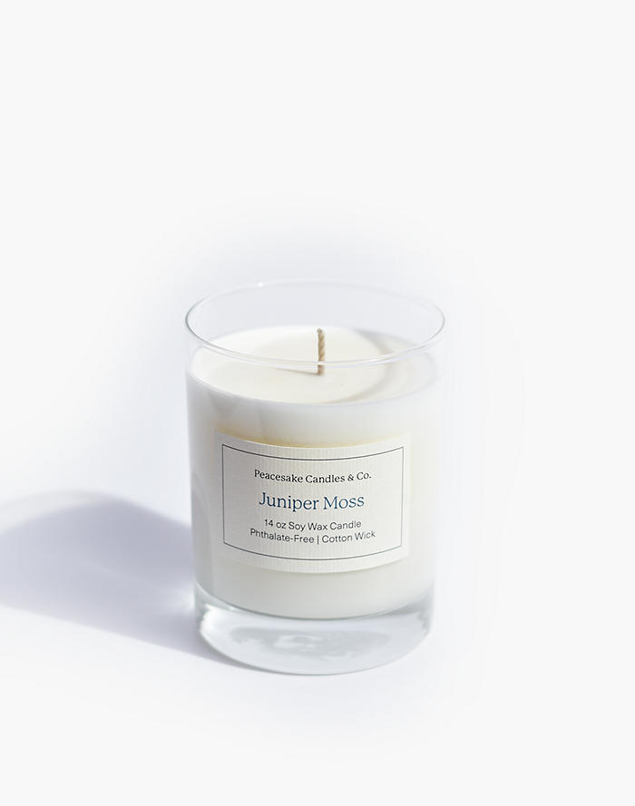 Madewell Peacesake Candles & Co. Juniper Moss Candle