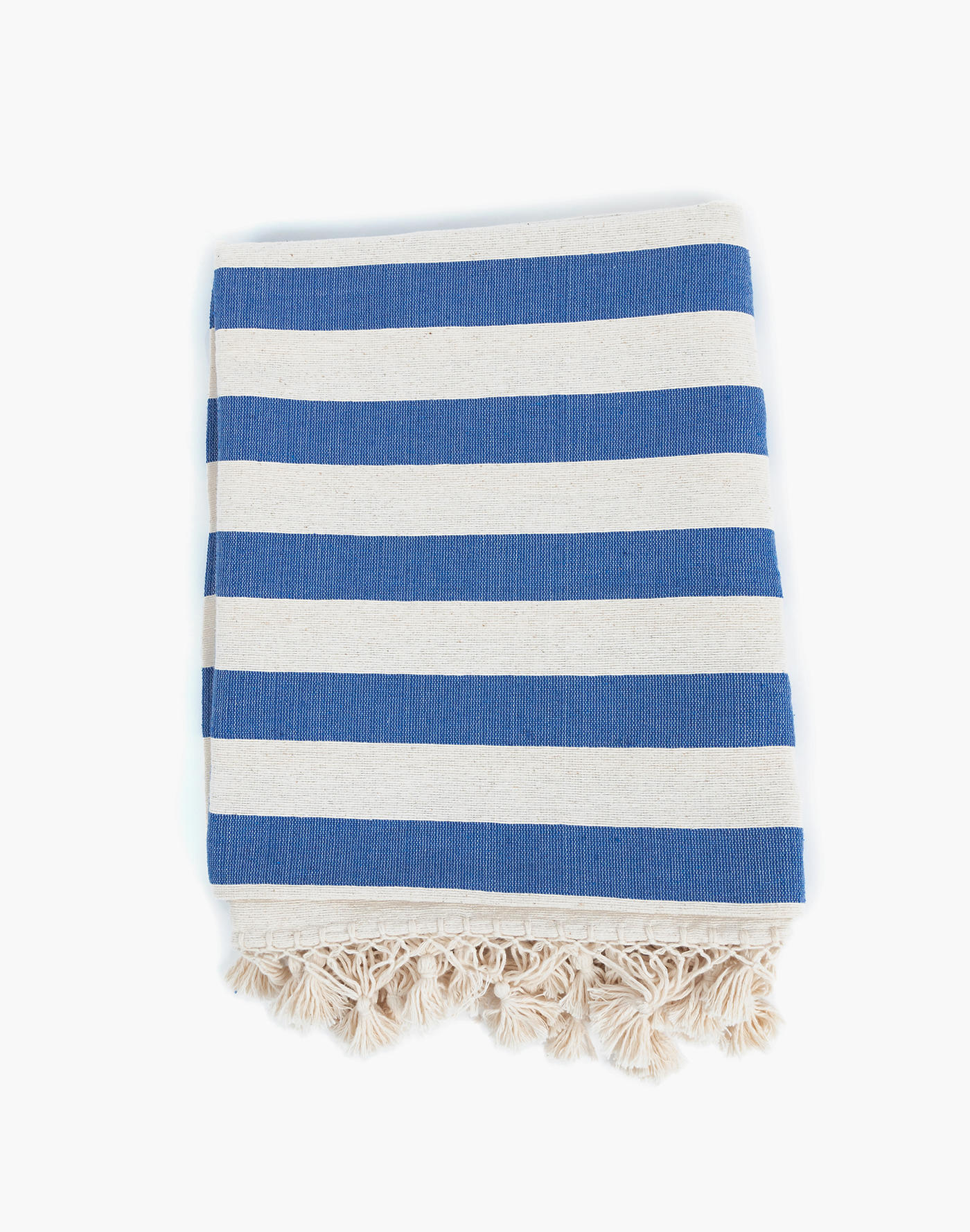Madewell Nativa Throw in Royal Blue