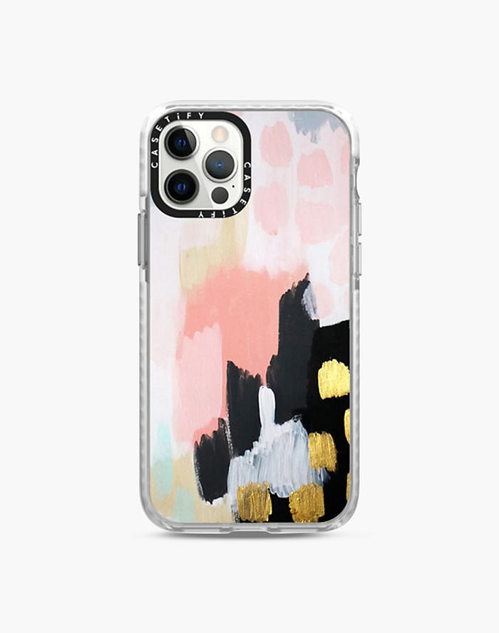 Madewell CASETiFY Impact Footprints iPhone Case