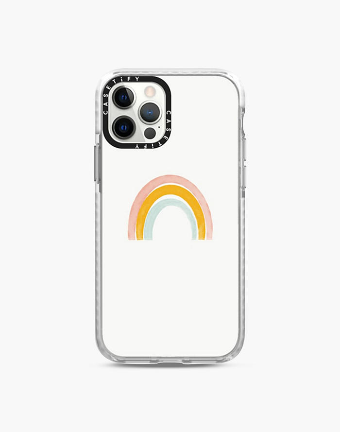 Madewell CASETiFY Impact Rainbow iPhone Case