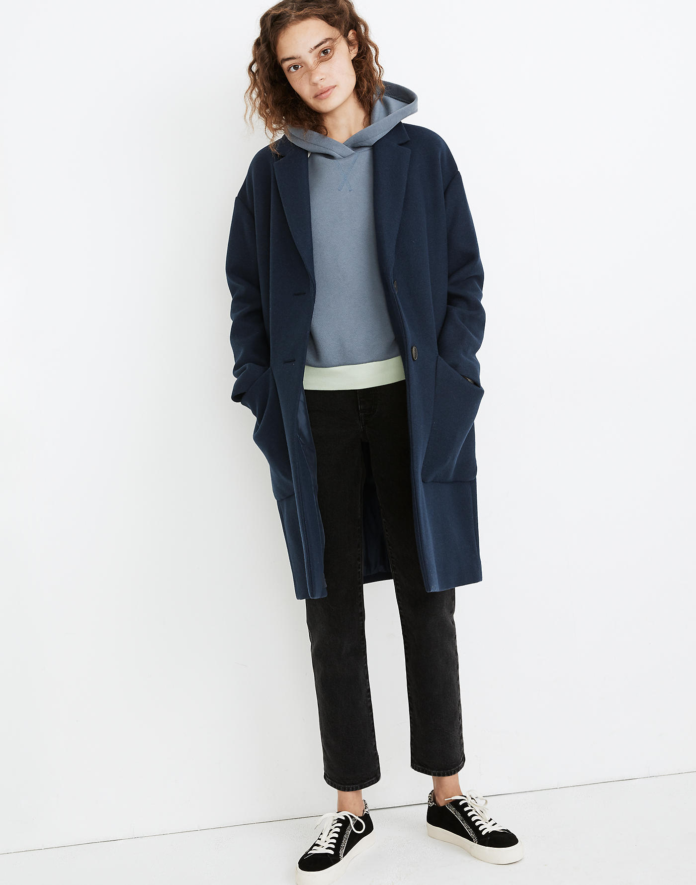 Elmcourt Coat in Insuluxe Fabric