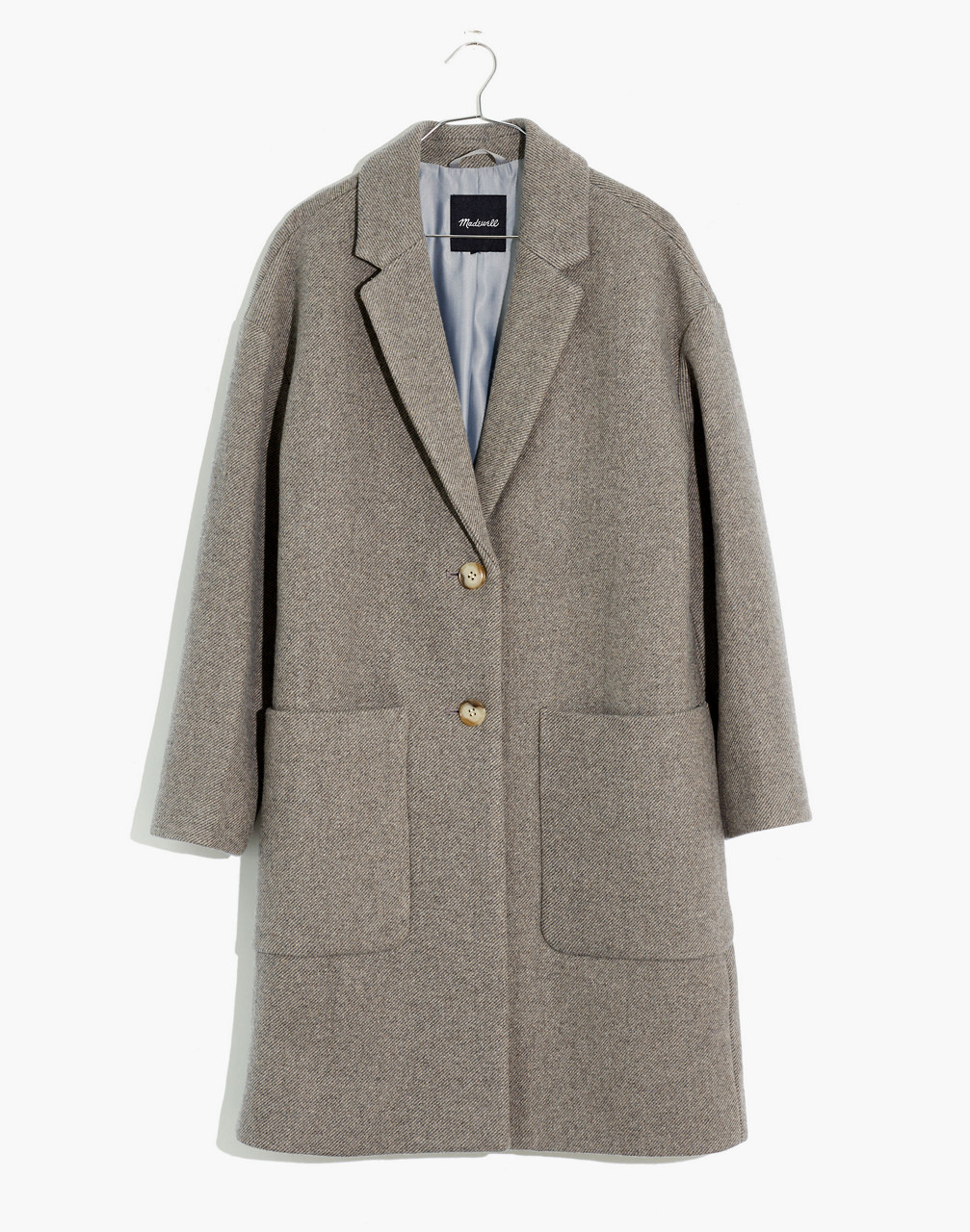 Vintage Coats & Jackets | Retro Coats and Jackets Elmcourt Coat in Insuluxe Fabric $268.00 AT vintagedancer.com