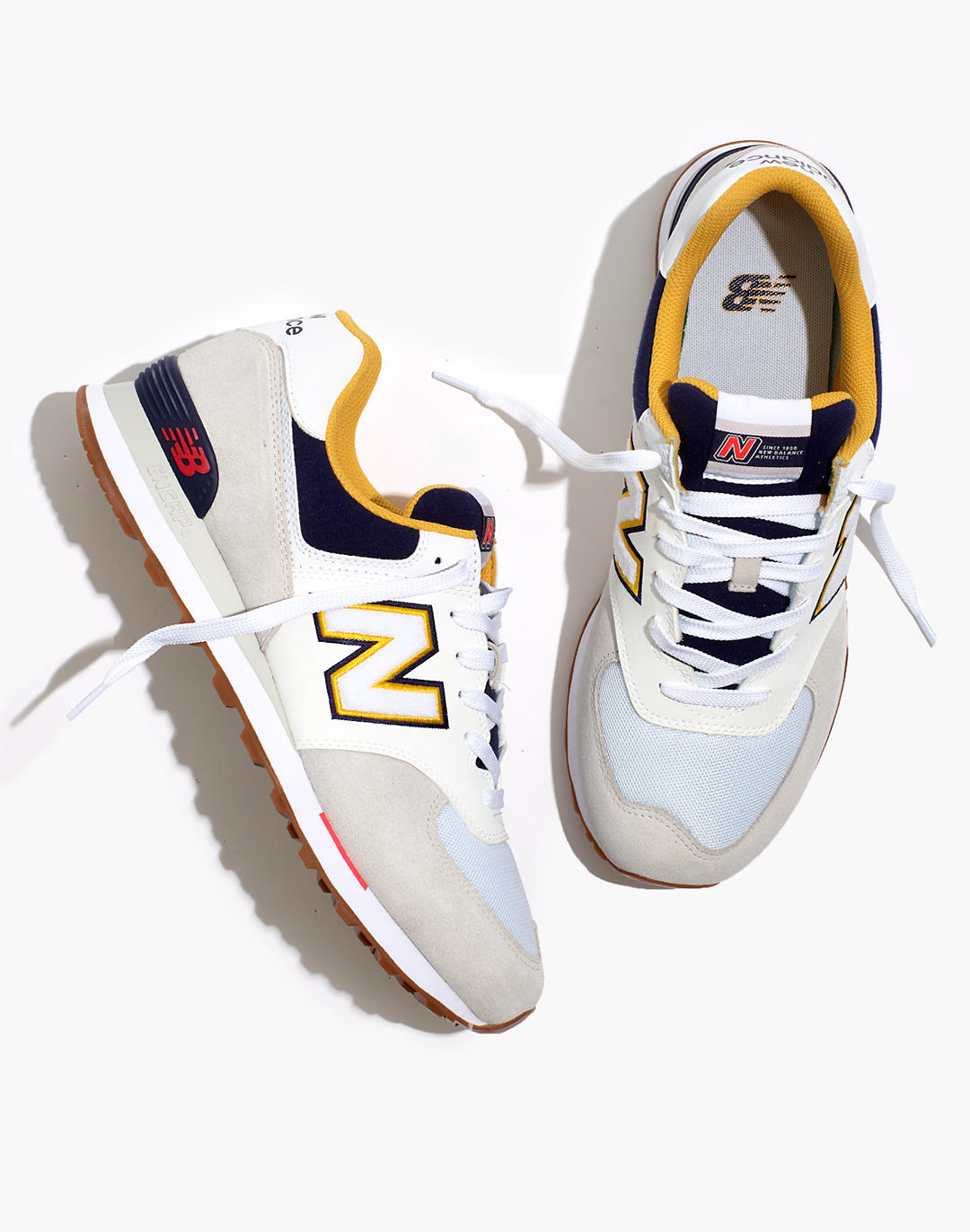 New Balance® Unisex Suede 574 Sneakers