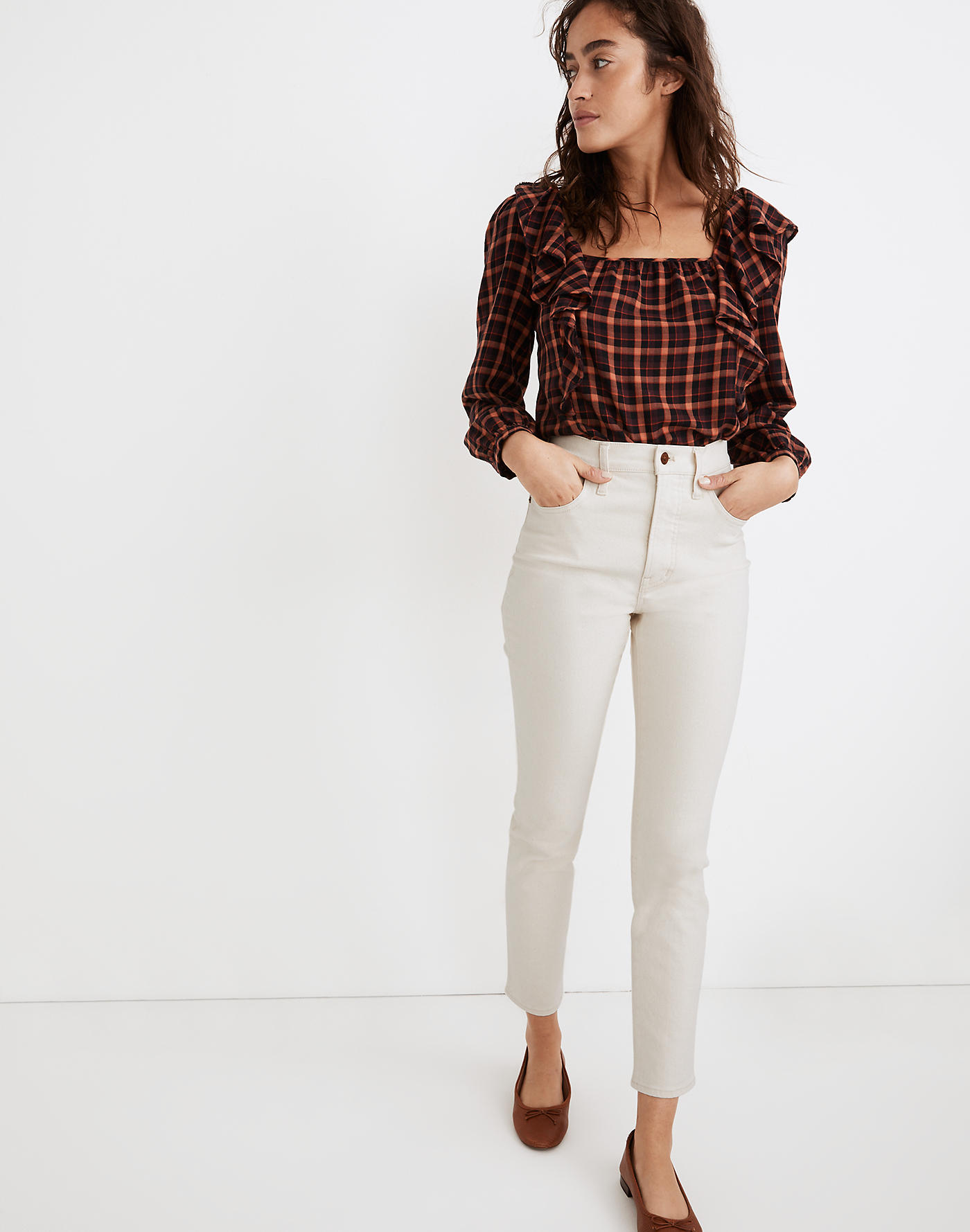 Madewell The Perfect Vintage Jean in Vintage Canvas