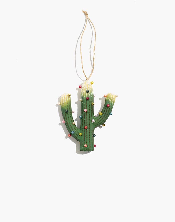 Madewell Cody Foster Saguaro Cactus Ornament