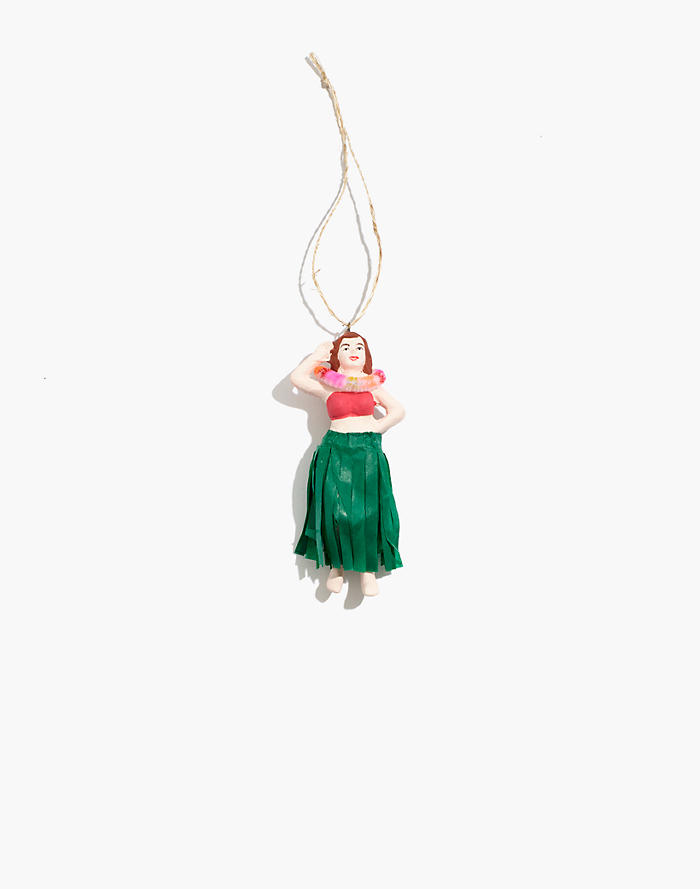 Madewell Cody Foster Hula Ornament