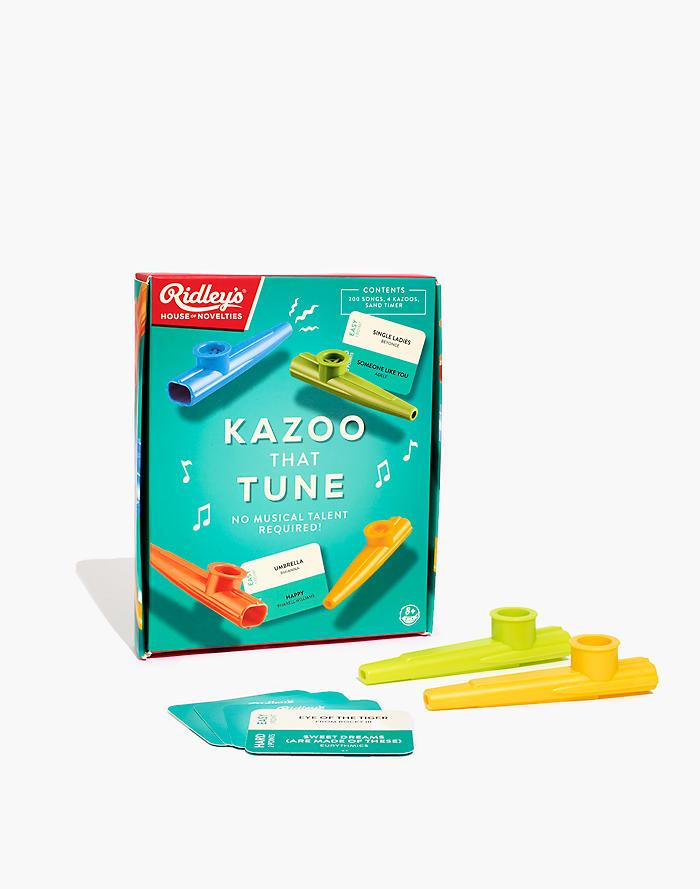 Madewell Ridleys Kazoo That Tune Game