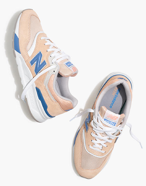 New Balance® 997H Sneakers in Rose Water