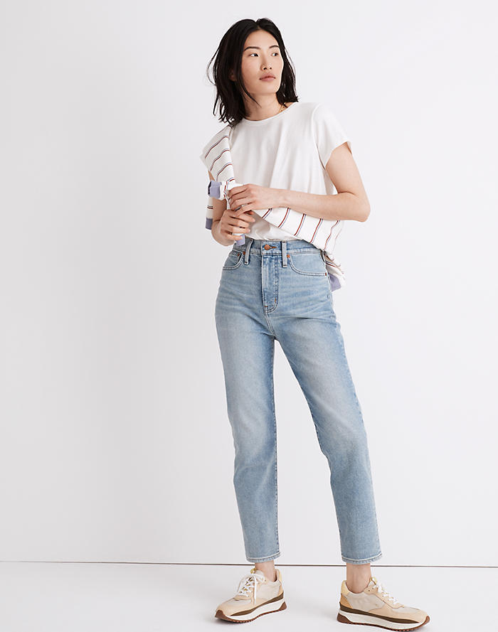 Madewell The Momjean in Mayes Wash
