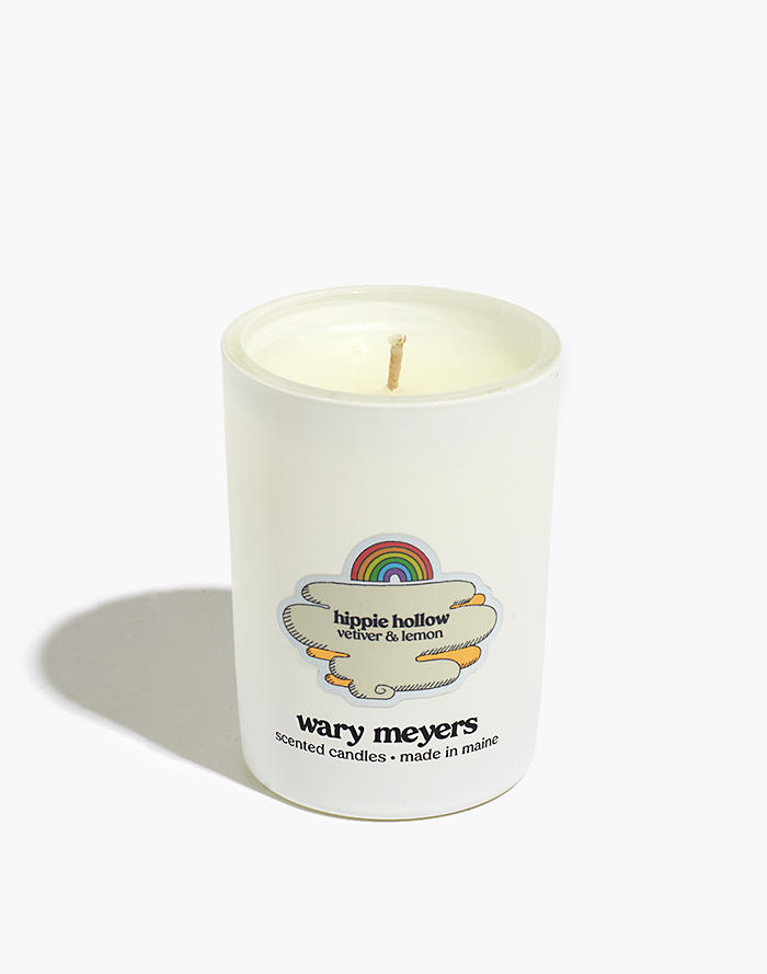 Madewell Wary Meyers Hippie Hollow Soy Candle