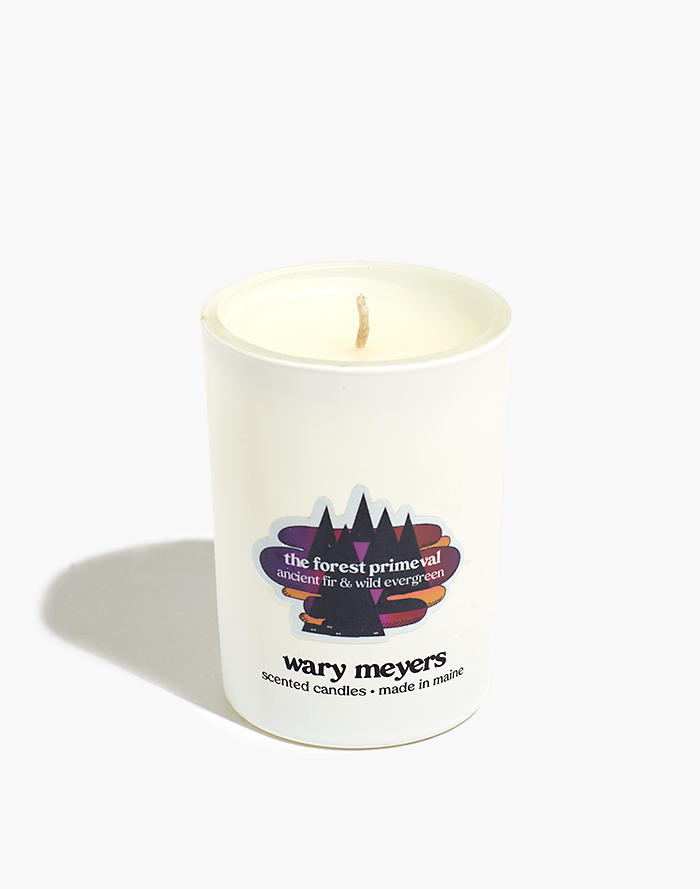 Madewell Wary Meyers The Forest Primeval Soy Candle