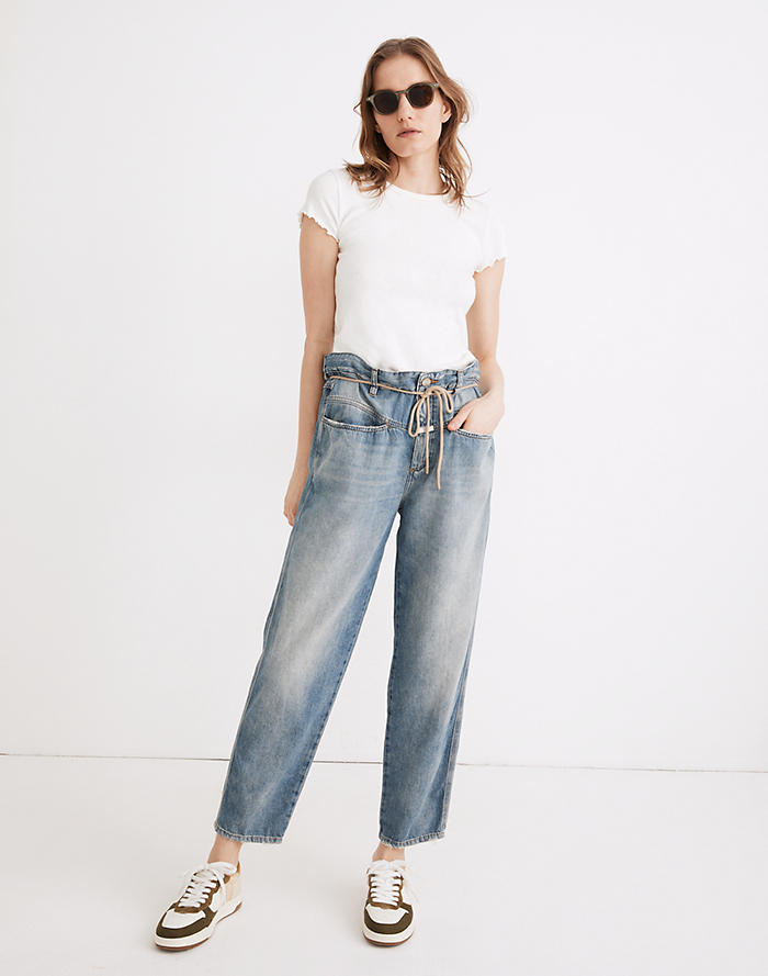 Madewell Closed Anni Relaxed Jeans