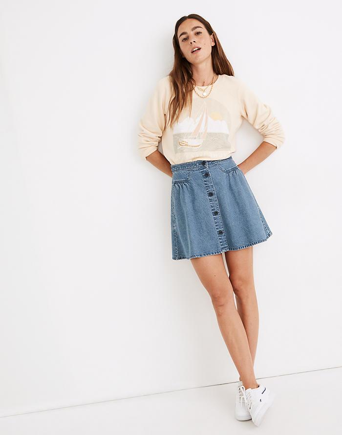 Multi mini skirts size 36 Women S Skirts Clothing Madewell